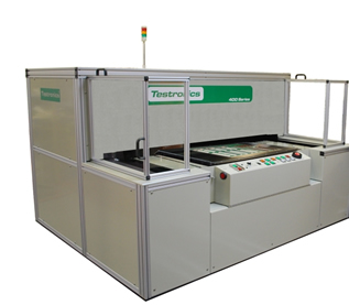 Testronics 3d BAckplane Profiling System