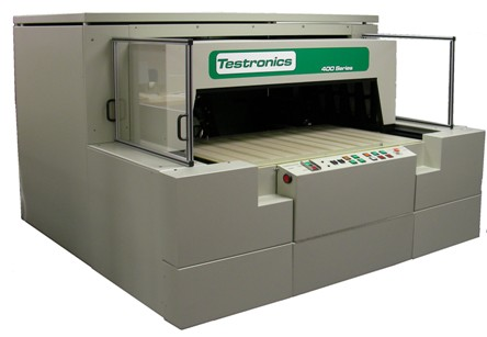 Testronics 402LV Backplane Test System