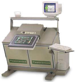 Testronics Model 406A In-Circuit Test System & Manufacturing Defects Analyzer